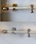 12mm Fehér cső, színes tartozékok
